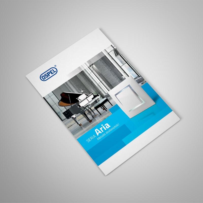 OSPEL projekt zeszyt ARIA okladka STUDIO A
