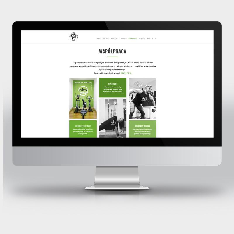 projektowanie stroninternetowych MKM 4
