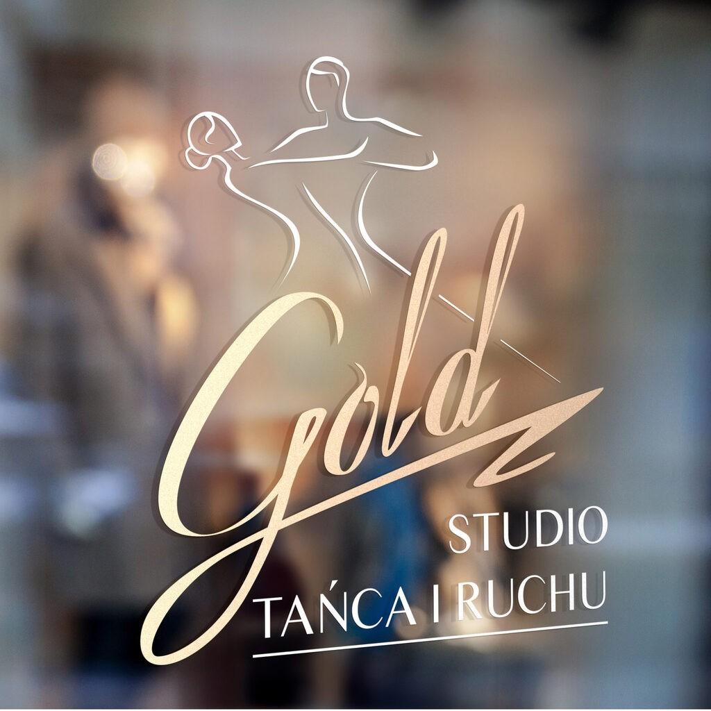 Gold Studio Tańca i Ruchu Logo prezentacja